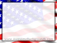 rippled flag - powerpoint backgrounds