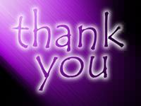 thank you - powerpoint backgrounds